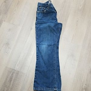 Bootcut boys jeans